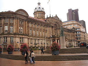 English: City Council, Birmingham
