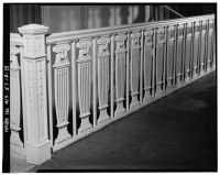File:UPPER BALCONY, RAILING DETAIL - Morosco Theater, 217 ...