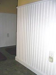 Lower Wall Wood Paneling | Shapeyourminds.com