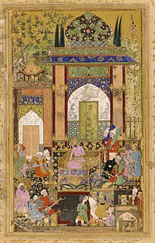 Mughal Art Paintings