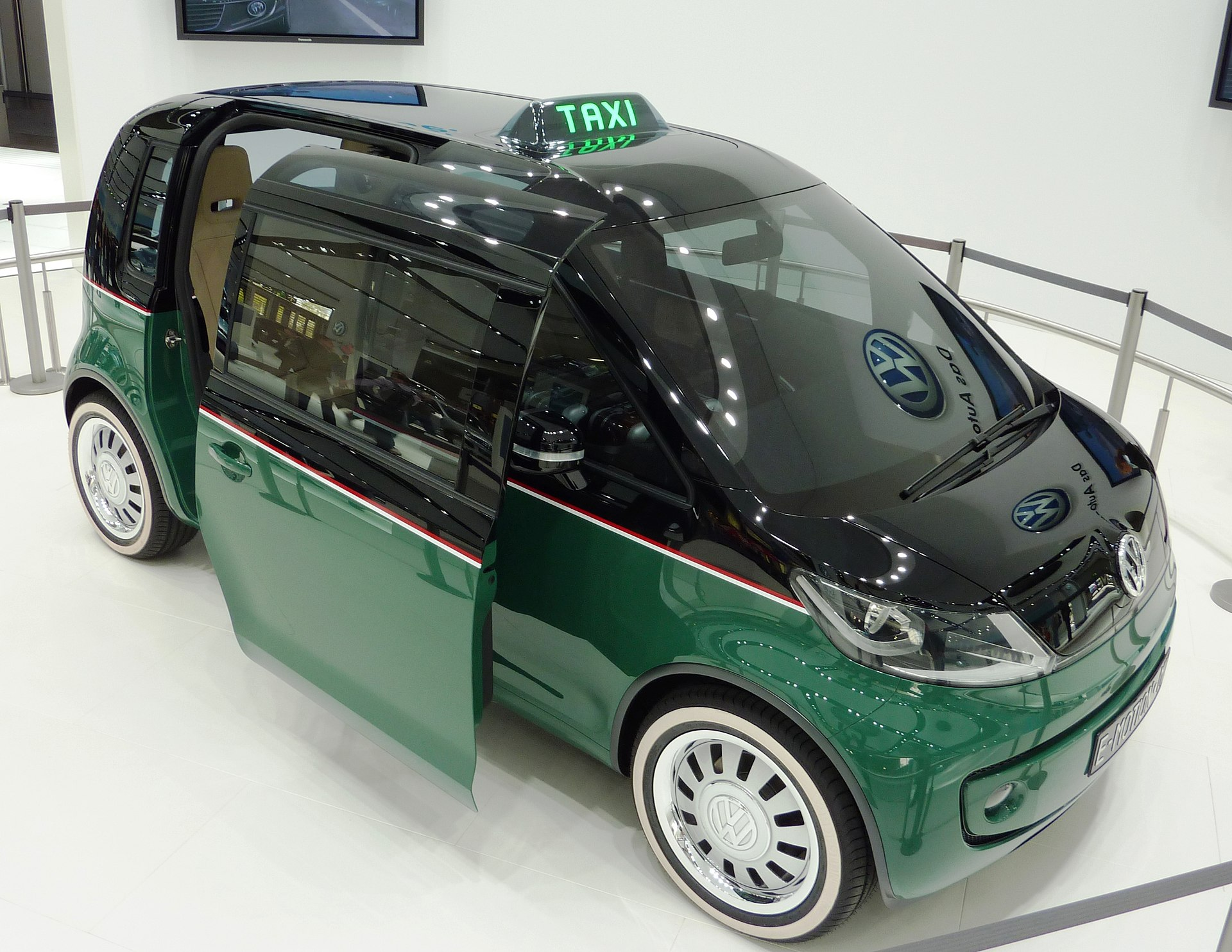 Electric Car Subsidy Uk Volkswagen Milano Wikipedia