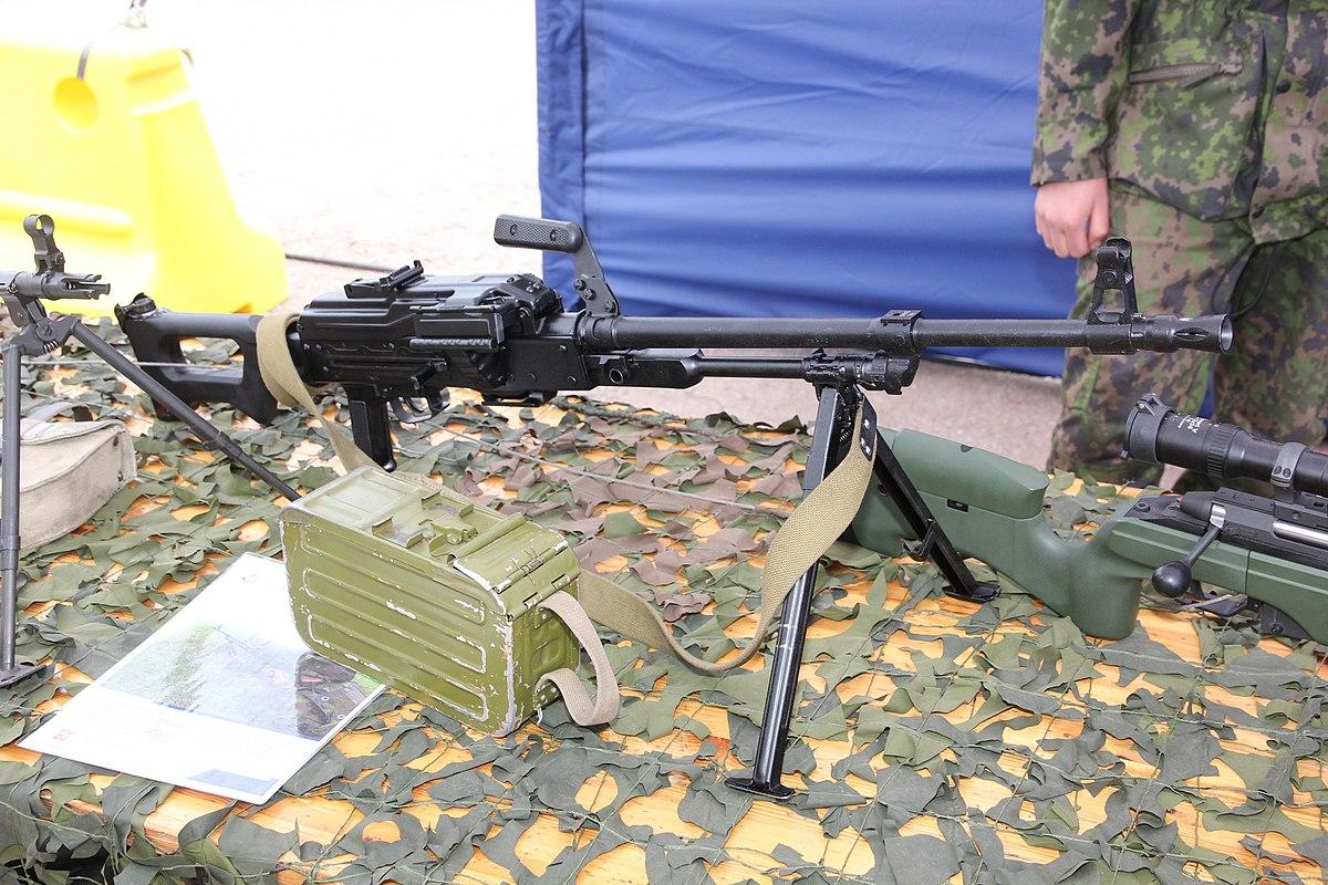 Pk Machine Gun Wikipedia