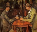 Paul Cezanne S The Card Players