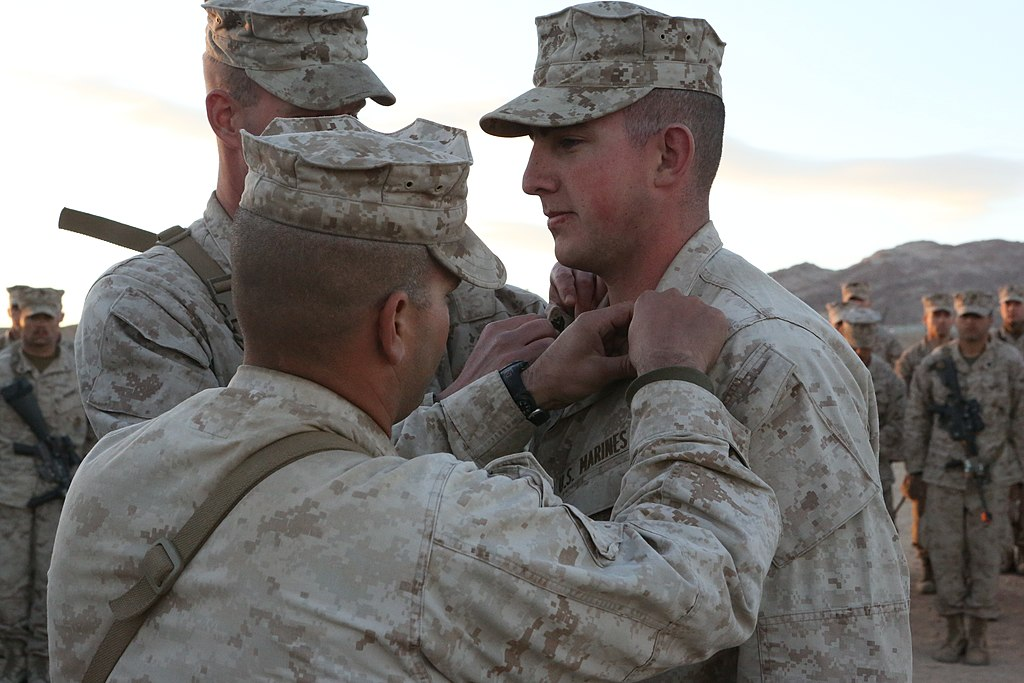 FileUS Marine Corps Sgt Steven Hanson an assault man, with 1st