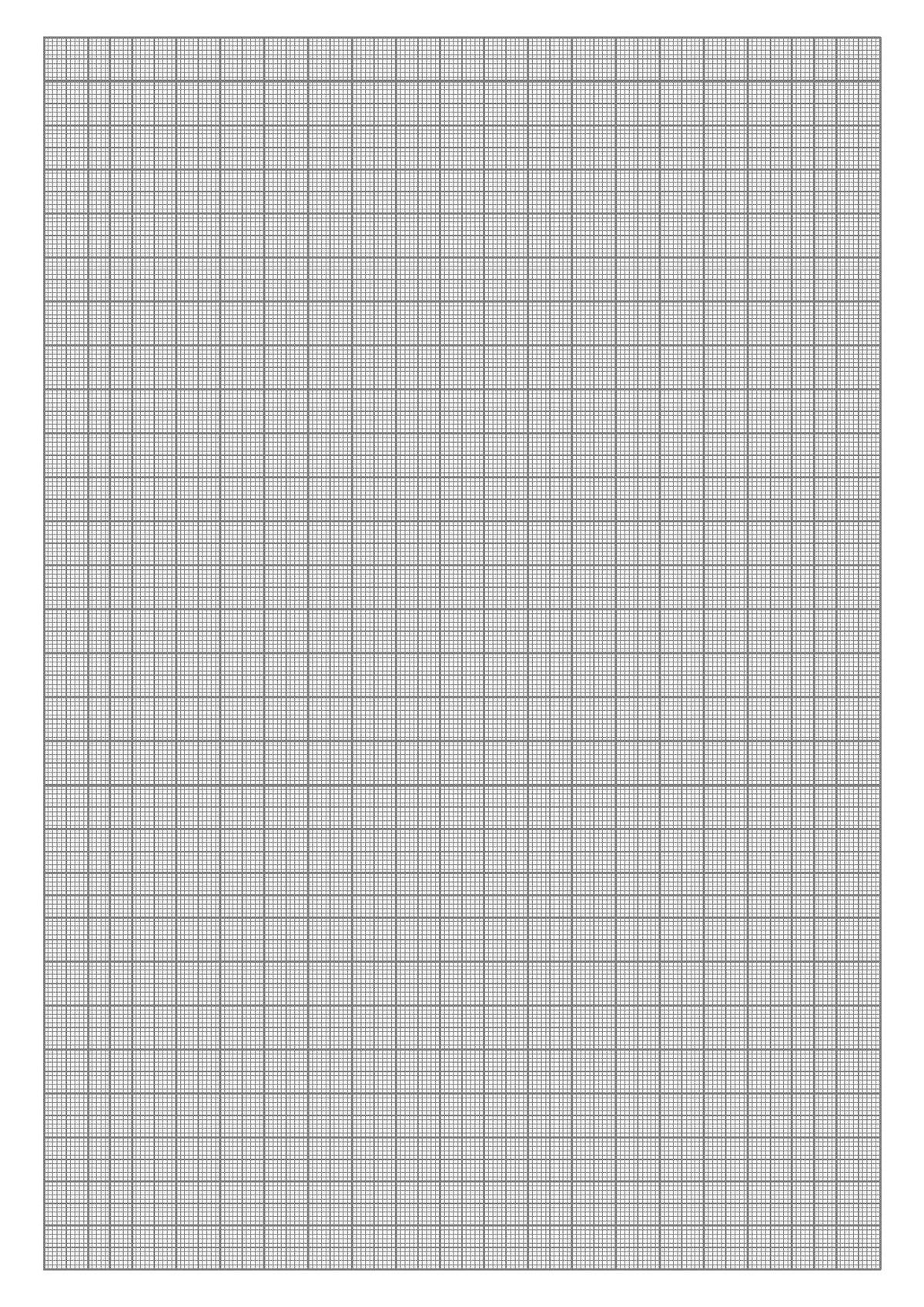 pdf of graph paper