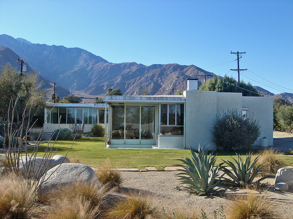 California Modern Architecture File Miller House Palm Springs California Jpg Wikipedia