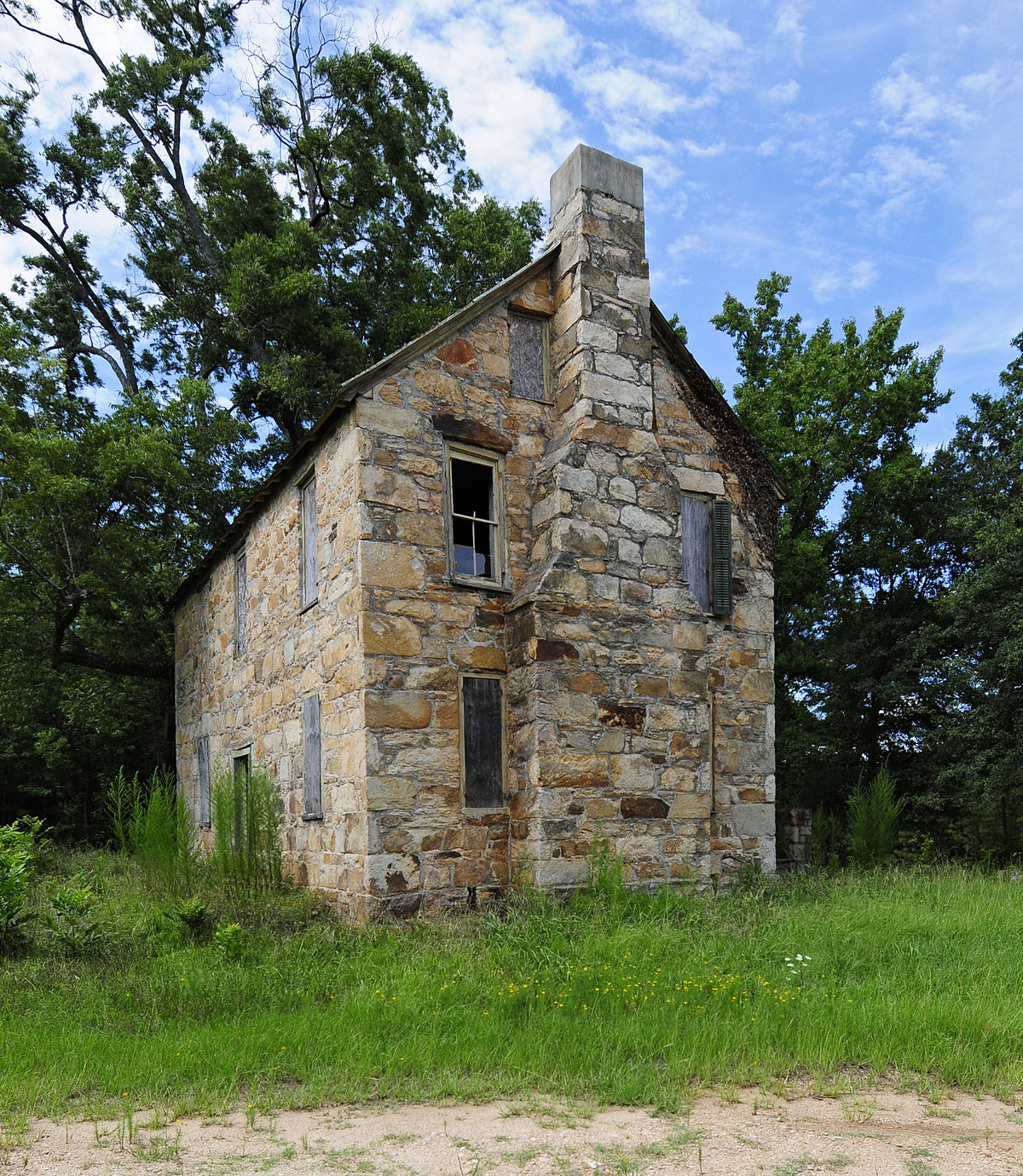 Farmhouses For Sale Uk Old Stone House Winnsboro South Carolina Wikipedia