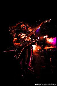 Black Live Wallpaper Gus G Wikipedia