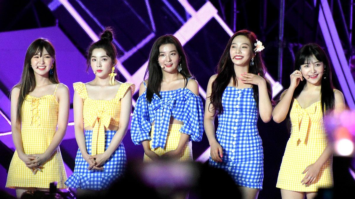 Girl Image Full Hd Wallpaper Red Velvet Discography Wikipedia