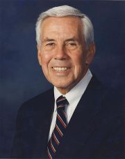 Dick Lugar, U.S. Senator from Indiana.