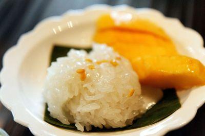 Mango sticky rice - Wikipedia