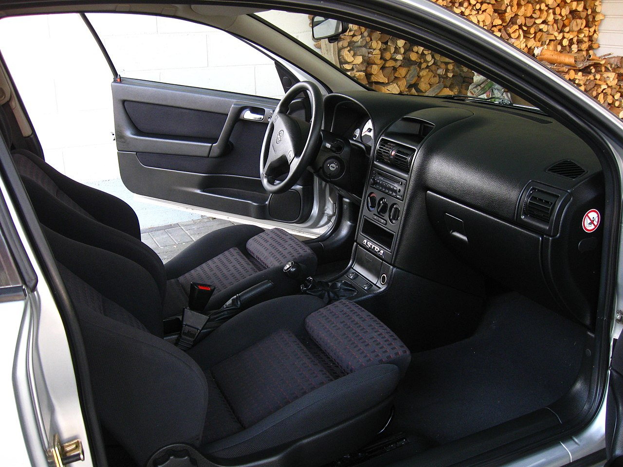 Opel Calibra Interieur File Opel Astra G Interior Jpg Wikimedia Commons