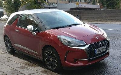 Citroën DS3 – Wikipédia, a enciclopédia livre