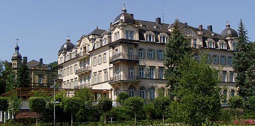 Fürstenhof (Bad Kissingen) u2013 Wikipedia - bad kissingen