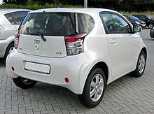 Smart Car Wallpaper Toyota Iq Wikipedia