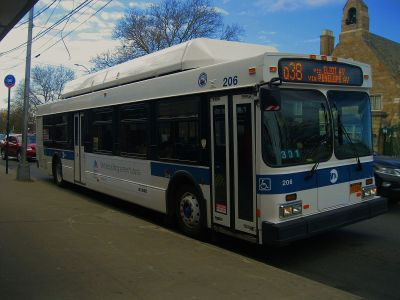 Q38 (New York City bus) - Wikipedia