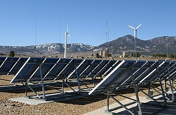 Solar Hybrid Power Systems Wikipedia