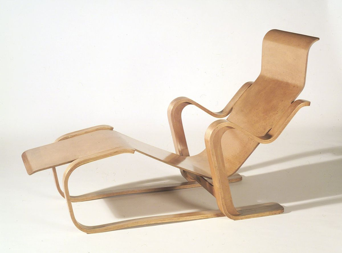 Isokon Long Chair Wikipedia