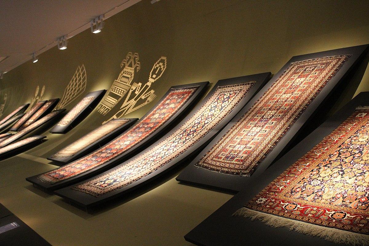 Azerbaijan Carpet Museum Wikipedia