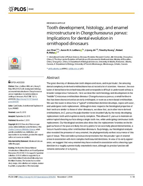 FileTooth development, histology, and enamel microstructure in