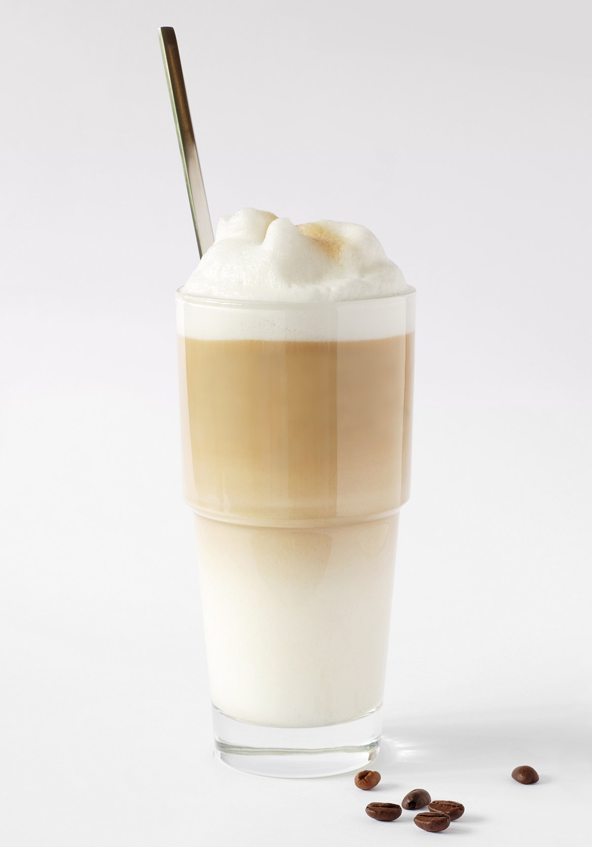 What Is A Coffee Latte Latte Macchiato Wikipedia
