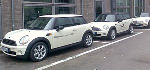 English: Mini Cooper: hatchback and Clubman