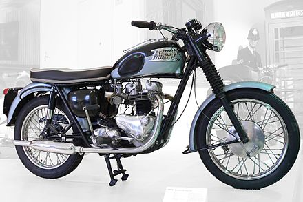 History of the motorcycle - Wikiwand