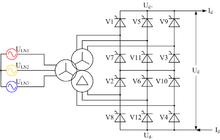 12 24 rectifier bedradings schema