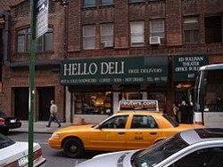 Hello Deli new York