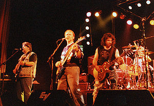 Bachman-Turner Overdrive performing live in Ör...