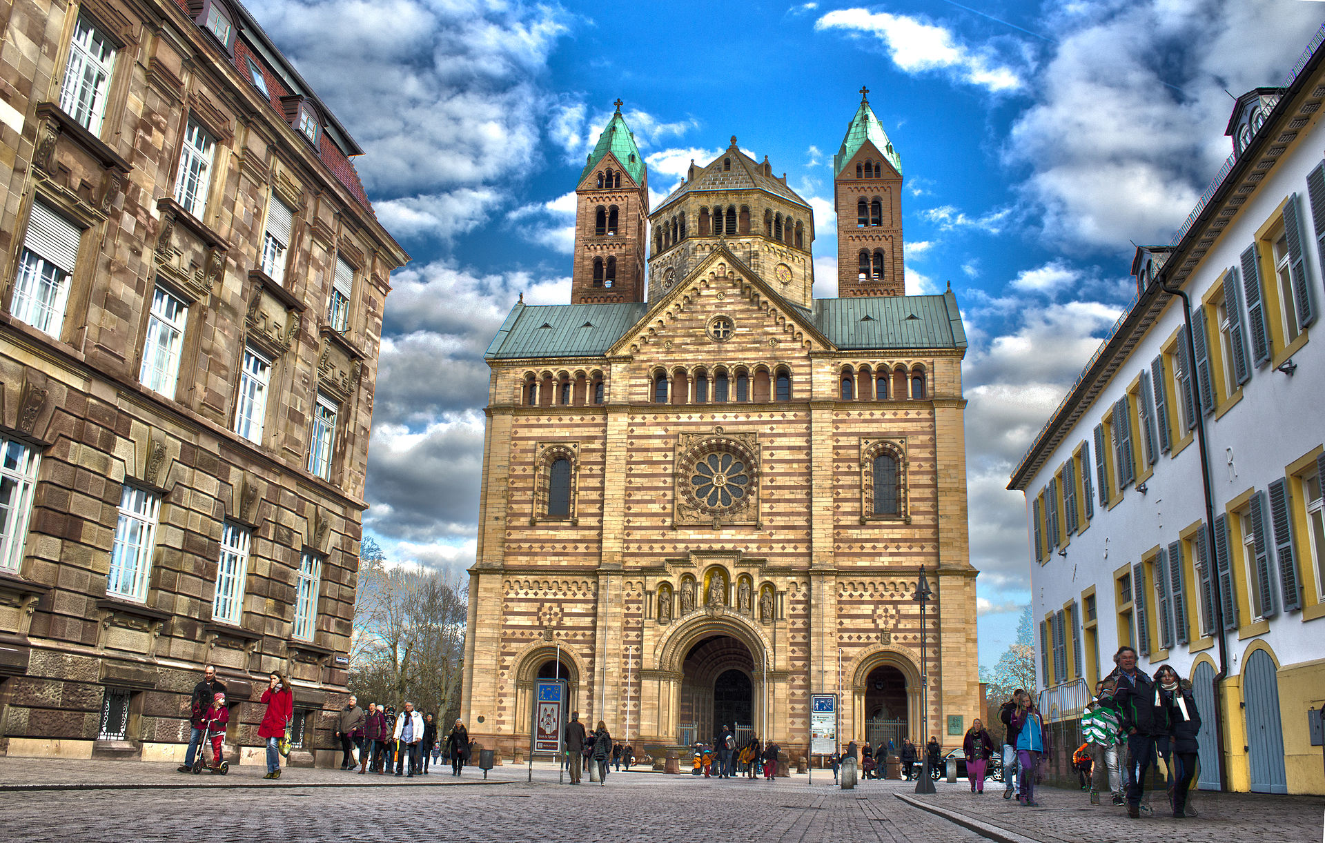 Mannheim Germany Speyer - Wikipedia
