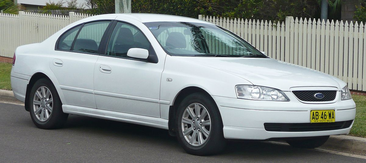 Ford Falcon (BA) - Wikipedia