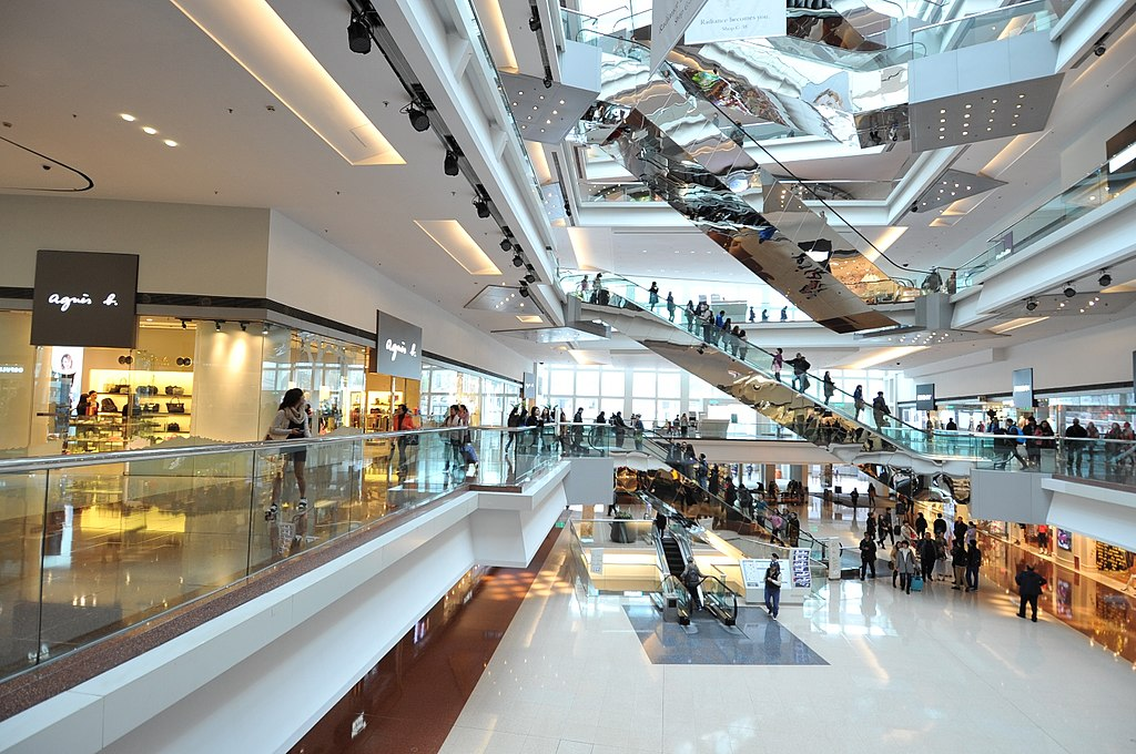 Hong Kongs Most Famous Malls And Department Stores