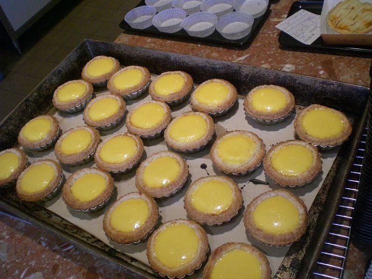 File:HK Food Hot n Fresh Egg Tart.JPG