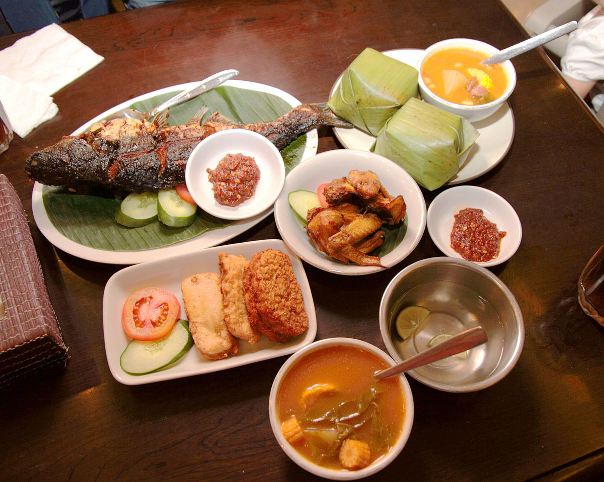 Cuisines Explained Indonesian Cuisine Wikipedia