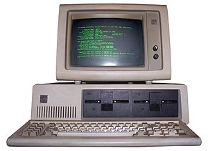 The first developers of IBM PC computers negle...