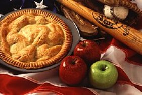 220px Motherhood and apple pie As American as Apple Pie