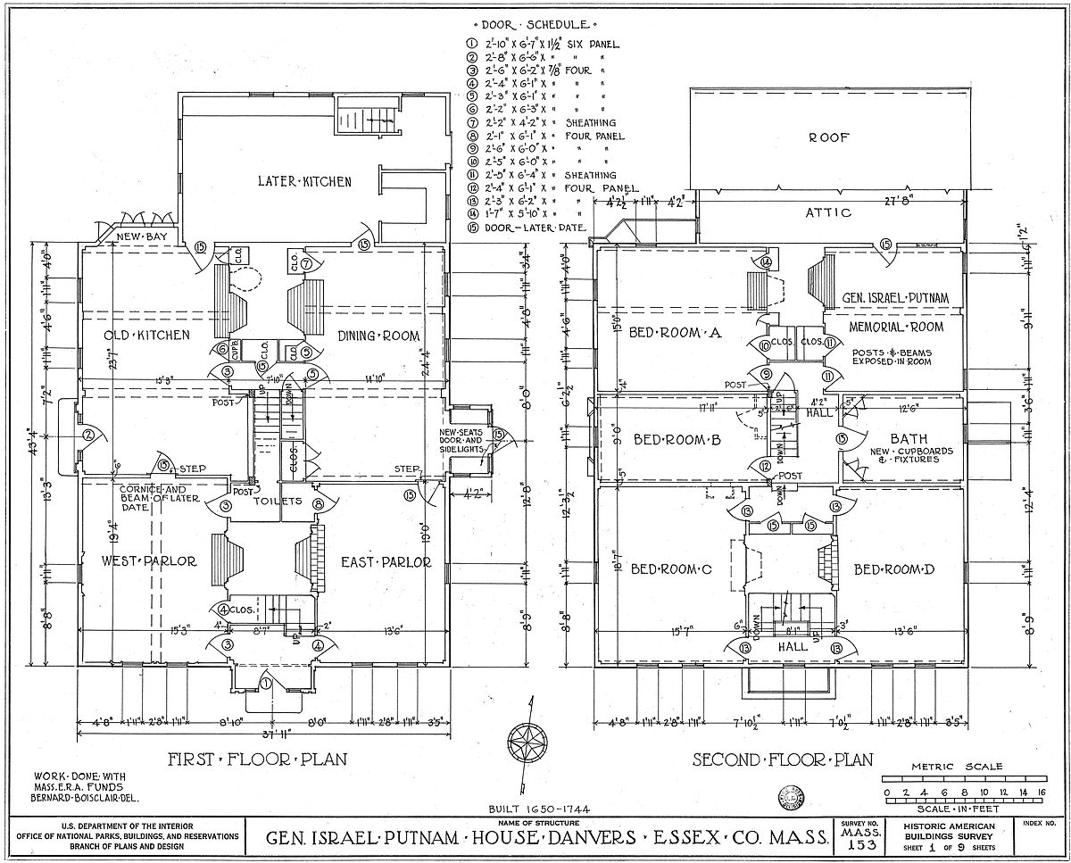 Floor Plan House House Plan Wikipedia