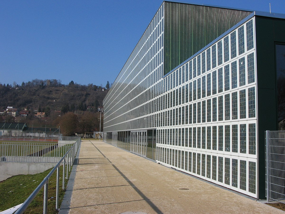 Architekt Metzingen Paul Horn-arena – Wikipedia