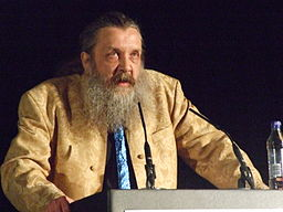 Alan Moore speaking at TAM London 2010