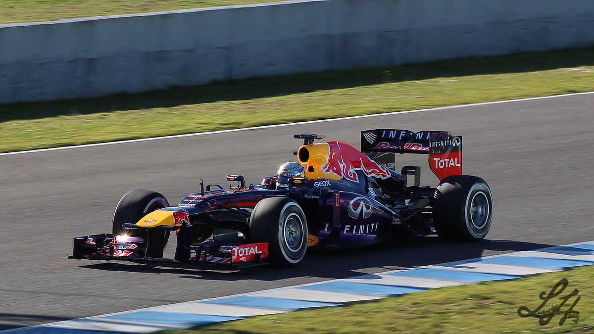 F1 Formula 1 Red Bull Rb9 - Wikipedia, La Enciclopedia Libre