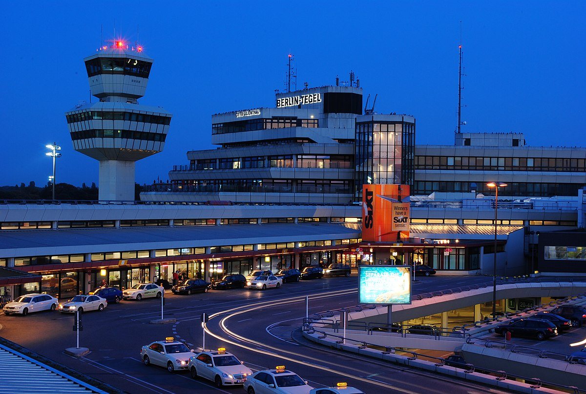 Restaurant Deutsche Küche Berlin Tegel Berlin Tegel Airport Wikipedia