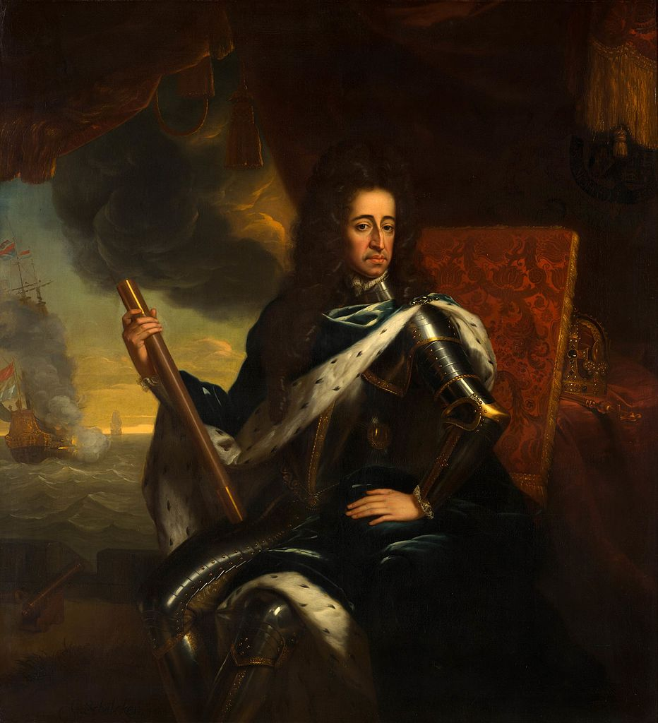 59 In Cm File:portrait Of William Iii, King Of England, By Godfried