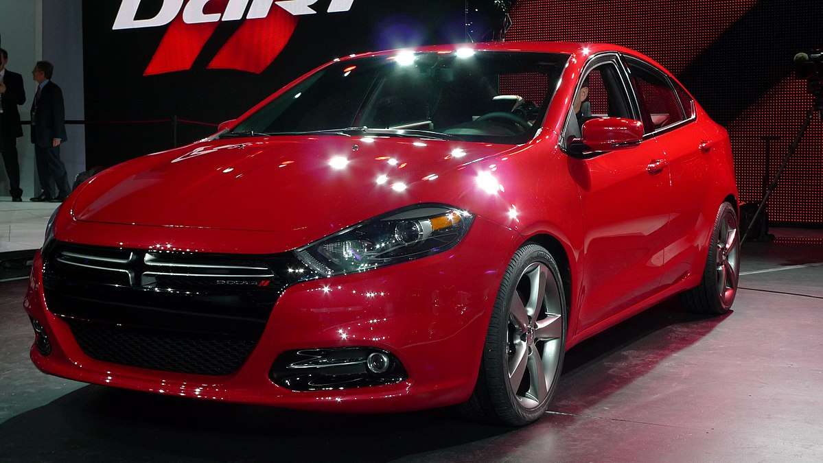 Ford Focus Dodge Dart (2012) - Wikipedia, La Enciclopedia Libre