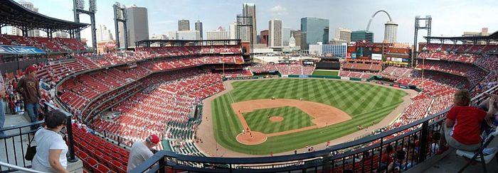 Busch Stadium - Wikipedia