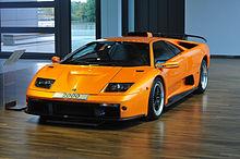 Car Interior Wallpaper Lamborghini Diablo Wikip 233 Dia