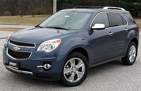 Chevrolet Equinox Wikipedia