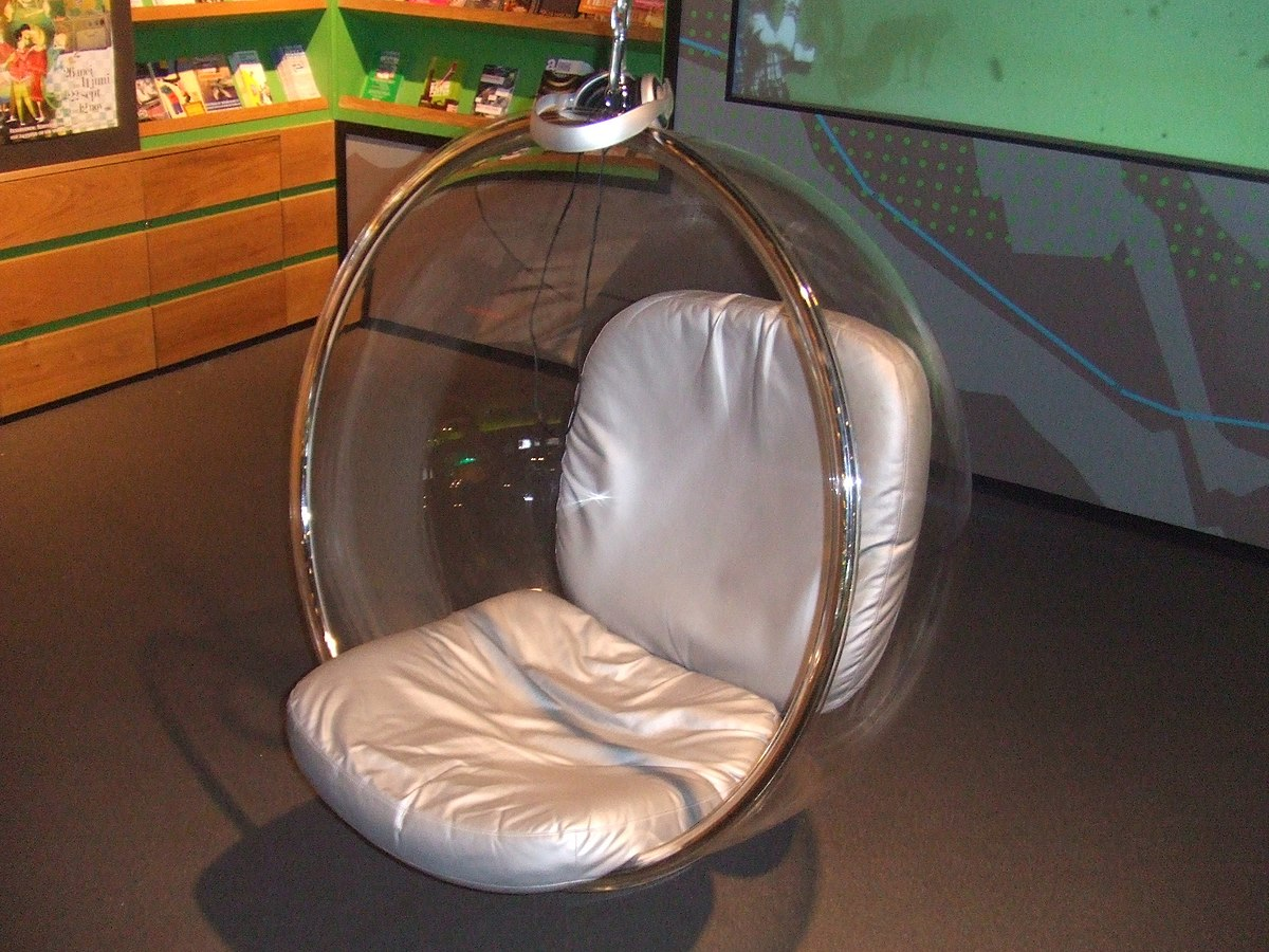 Leather Chair Bubble Chair - Wikipedia