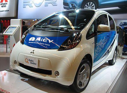 Mitsubishi i-MiEV - Wikiwand