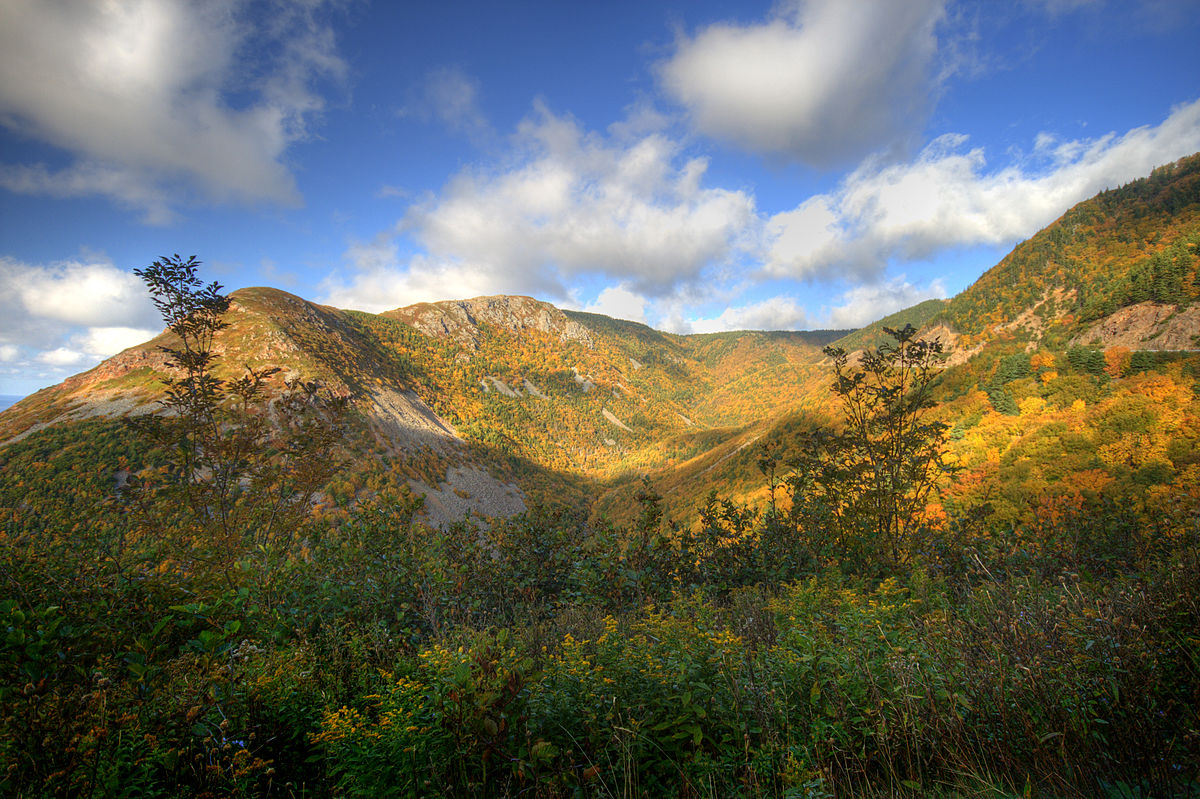 National Geographic Fall Wallpaper Cape Breton Highlands National Park Wikipedia
